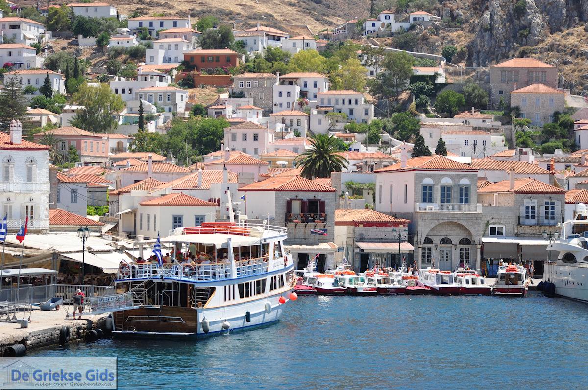 foto Eiland Hydra Griekenland - De Griekse Gids Foto 97