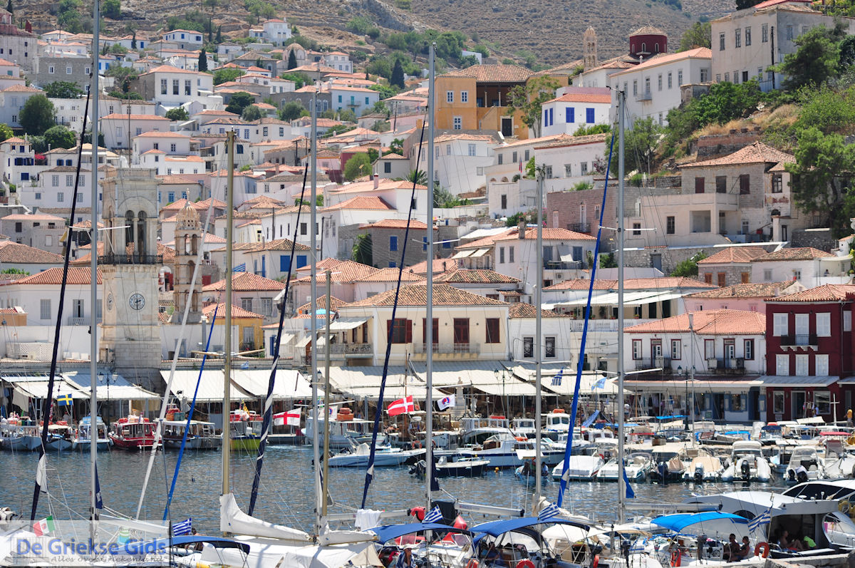 foto Eiland Hydra Griekenland - De Griekse Gids Foto 98