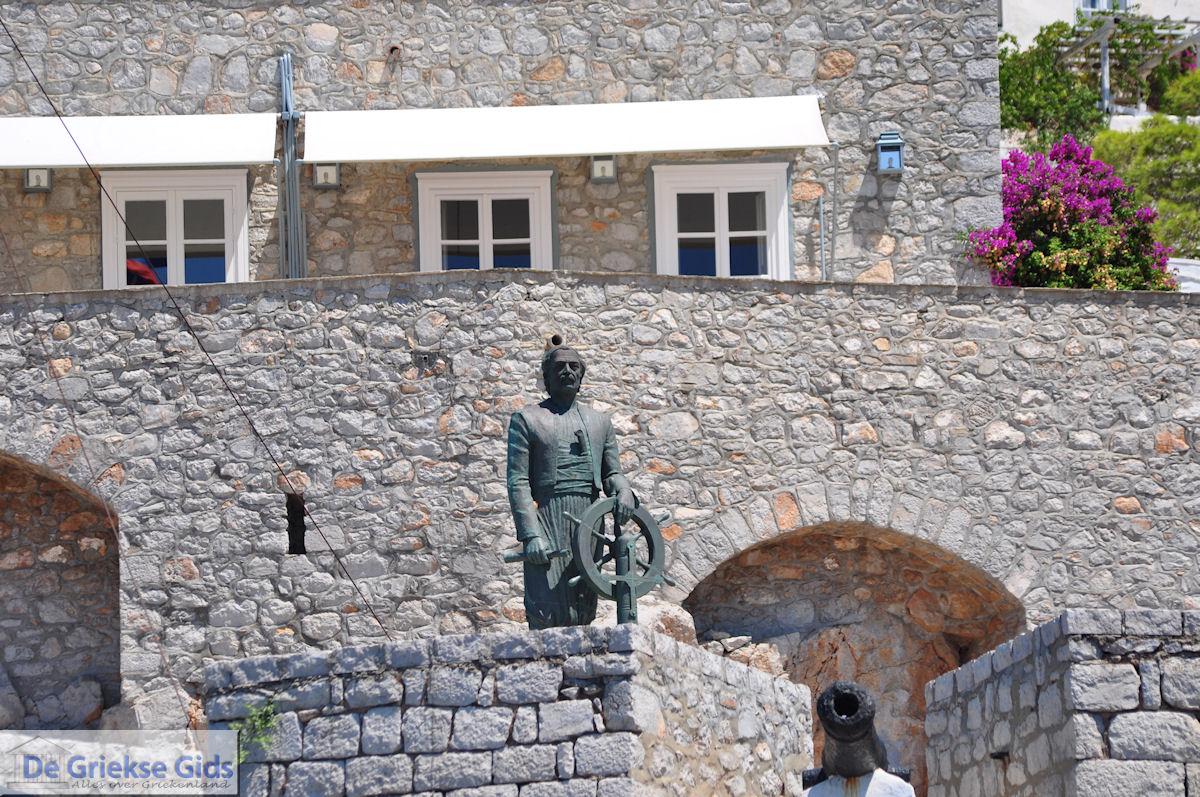 foto Eiland Hydra Griekenland - De Griekse Gids Foto 101