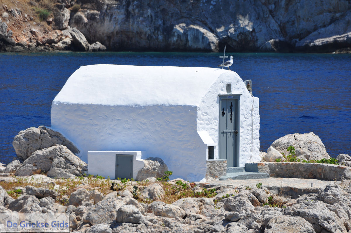 foto Eiland Hydra Griekenland - De Griekse Gids Foto 108