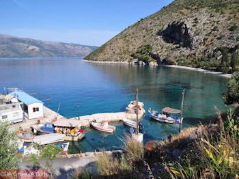 De baai van Pisaetos - Ithaki - Ithaca - Foto 006 - Foto van De Griekse Gids