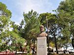 Het beeld van Odysseus - Stavros - Ithaki - Ithaca - Foto 044 - Foto van De Griekse Gids