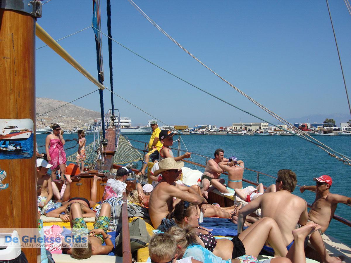 Bootrip vanaf Kos naar Kalymnos - Foto van De Griekse Gids