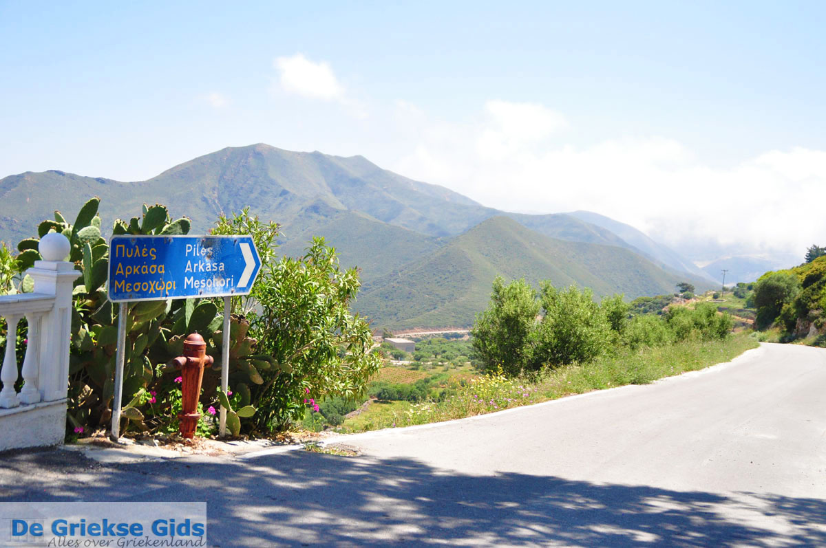 foto Van Othos naar Pyles | Eialnd Karpathos | De Griekse Gids