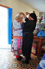 Traditionele klederdracht Olympos Karpathos | De Griekse Gids foto 004 - Foto van De Griekse Gids