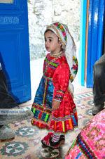 Traditionele klederdracht Olympos Karpathos | De Griekse Gids foto 009 - Foto van De Griekse Gids
