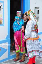 Traditionele klederdracht Olympos Karpathos | De Griekse Gids foto 023 - Foto van De Griekse Gids