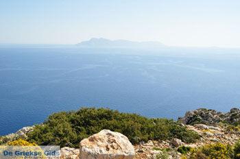 Kassos, gezien vanaf Karpathos | De Griekse Gids - Kasos - Foto van De Griekse Gids
