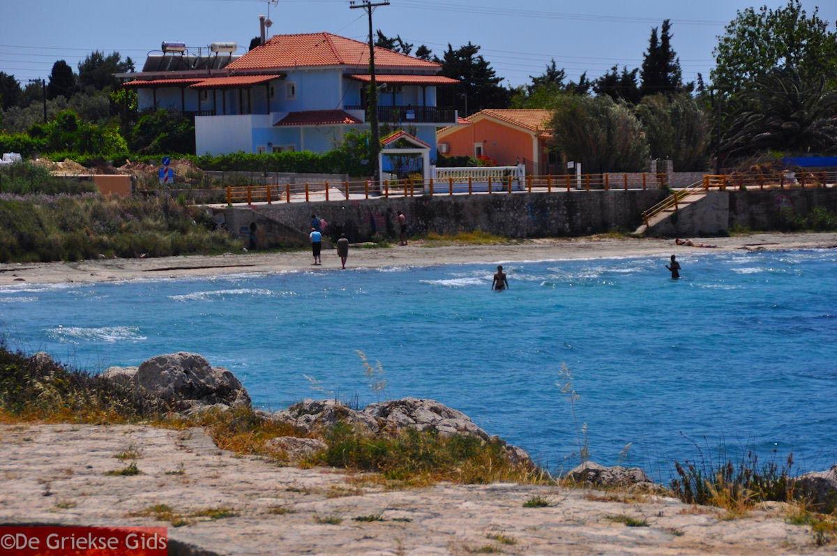 foto Strand bij Katavothres in Argostoli - Kefalonia - Foto 28