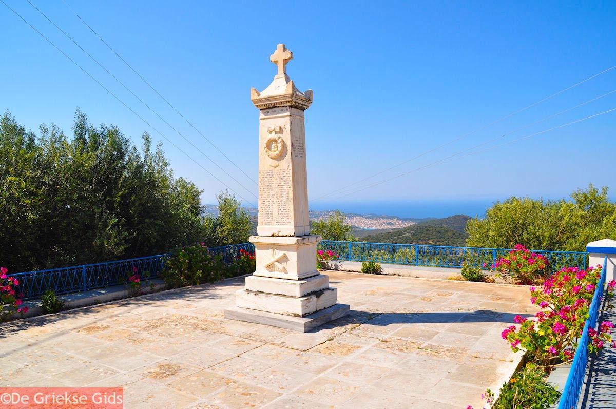 foto Monument in het dorpje Dilinata - Kefalonia - Foto 35