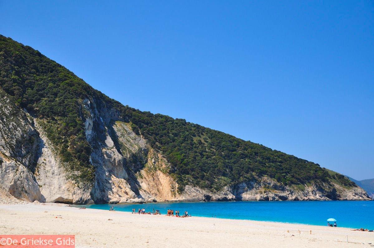 foto Myrtos strand - Kefalonia - Foto 58
