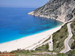 Myrtos strand - Kefalonia - Foto 60 - Foto van De Griekse Gids