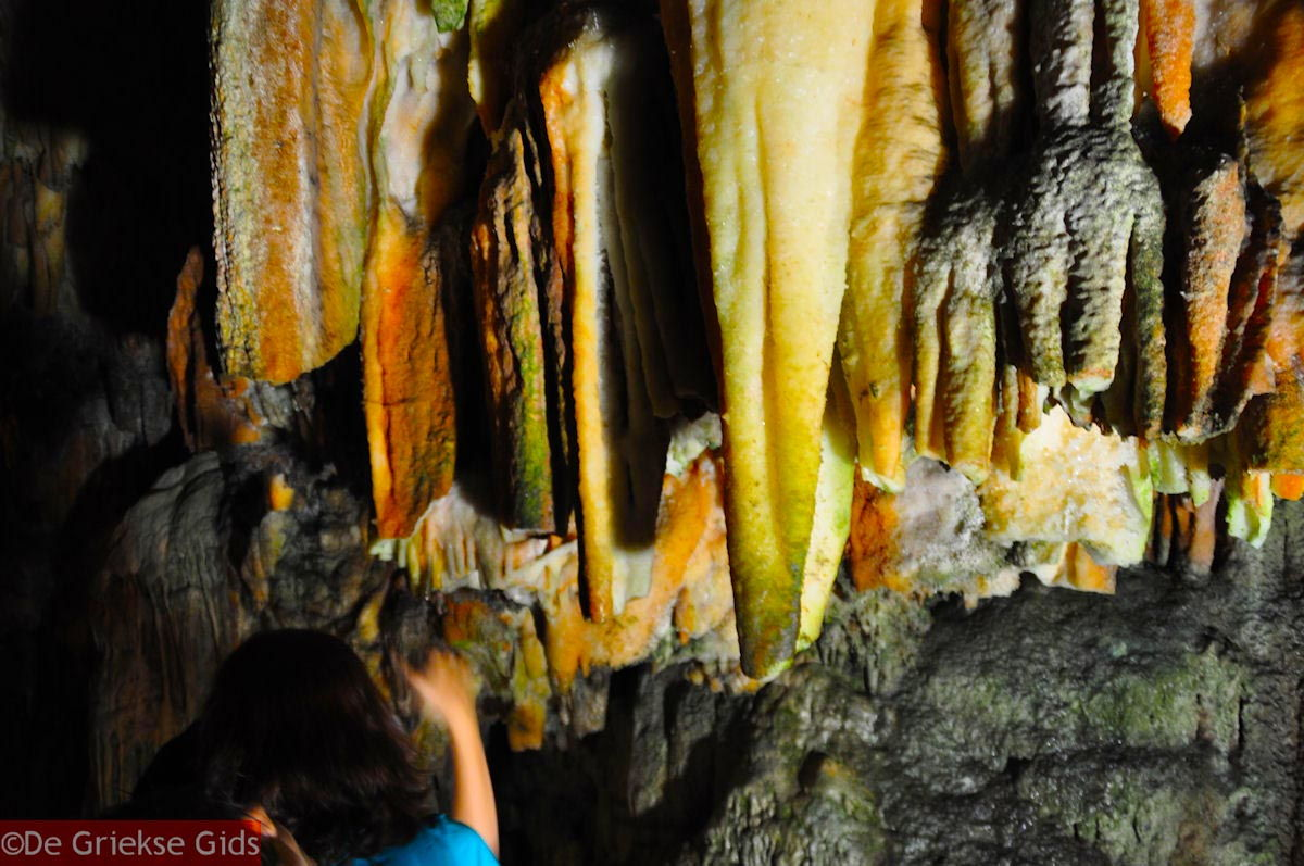 foto Drogarati grot bij Sami - Kefalonia - Foto 167