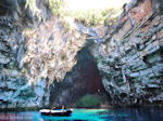 Melissani grot - Kefalonia - Foto 202 - Foto van De Griekse Gids