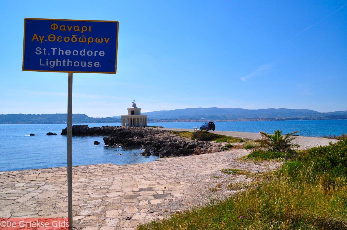 foto Vuurtoren - Agioi Theodoroi - Kefalonia - Foto 301