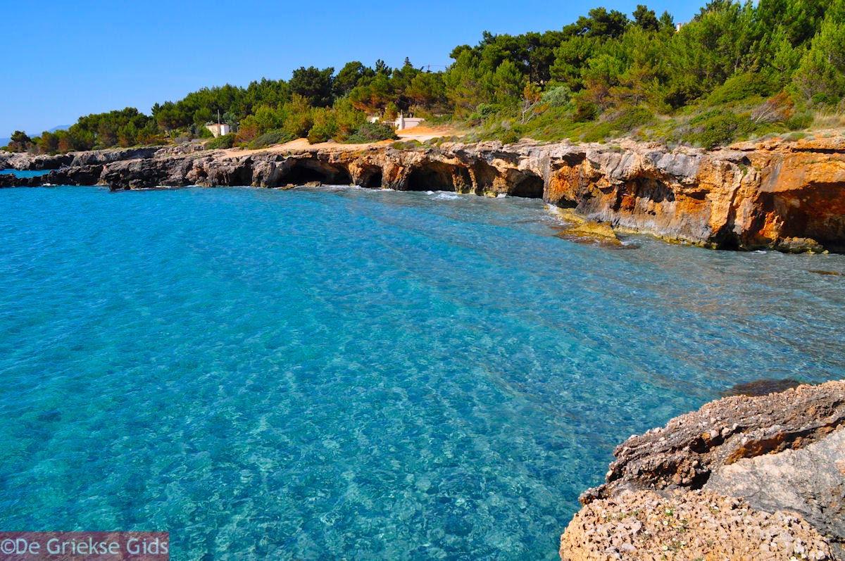 foto Baaien bij Lassi - Kefalonia - Foto 306