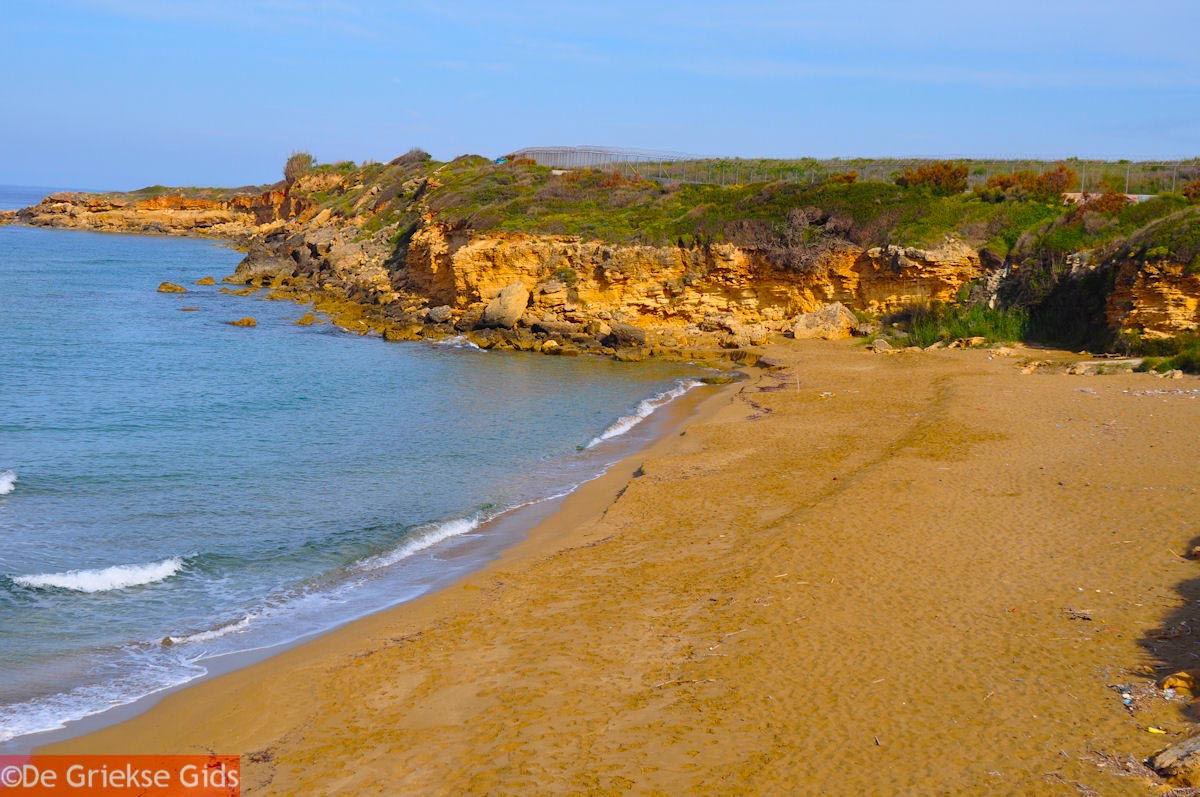 foto Stranden bij Svoronata - Kefalonia - Foto 318