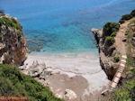Prive strand bij Pelagos bay in Skala Kefalonia - Kefalonia - Foto 417 - Foto van De Griekse Gids