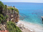 Prive strand bij Pelagos bay in Skala Kefalonia - Kefalonia - Foto 418 - Foto van De Griekse Gids