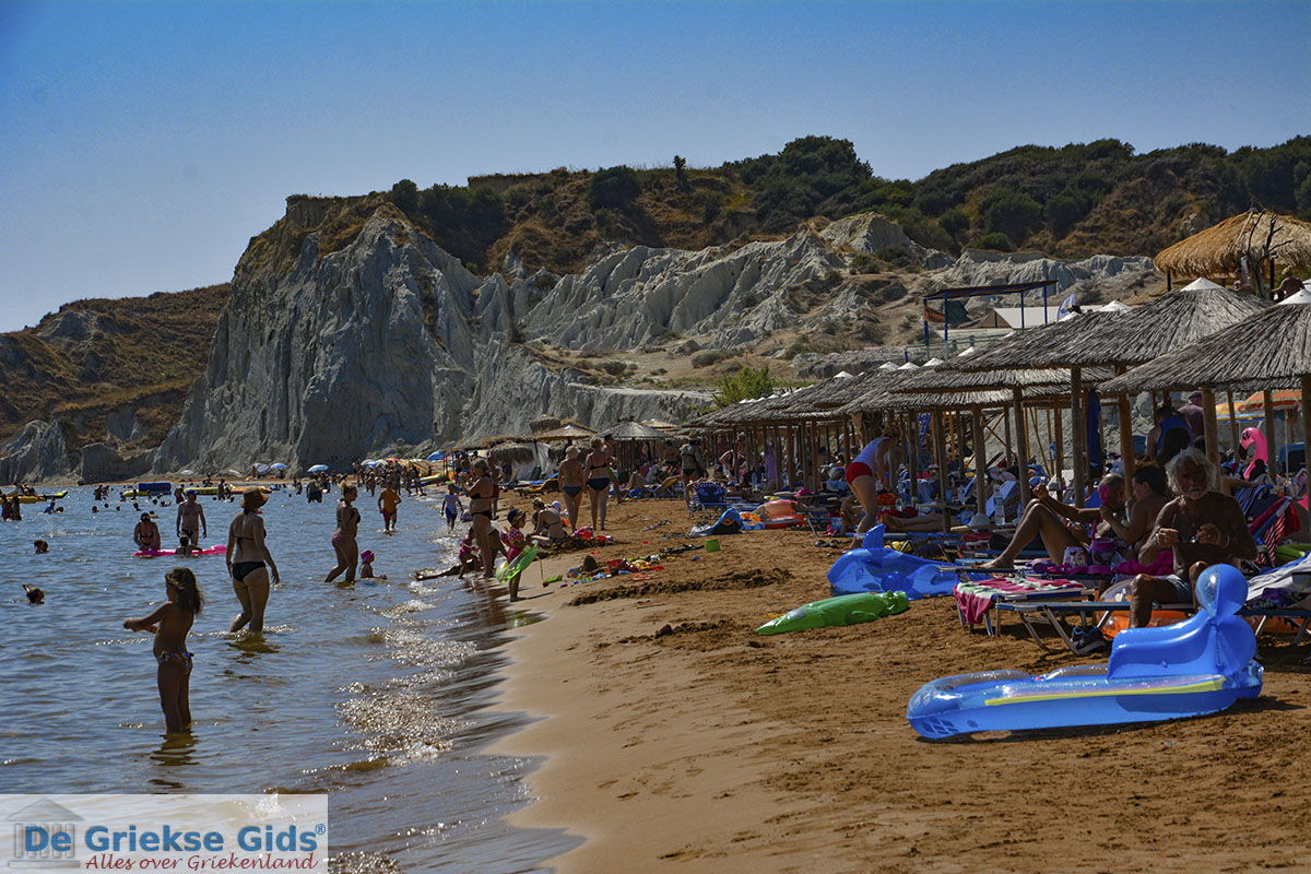 foto Xi Beach, het rode strand - Kefalonia - Foto 526