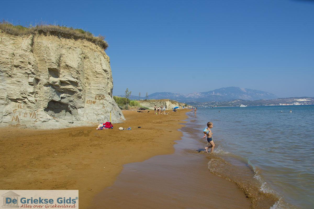 foto Xi Beach, het rode strand - Kefalonia - Foto 532