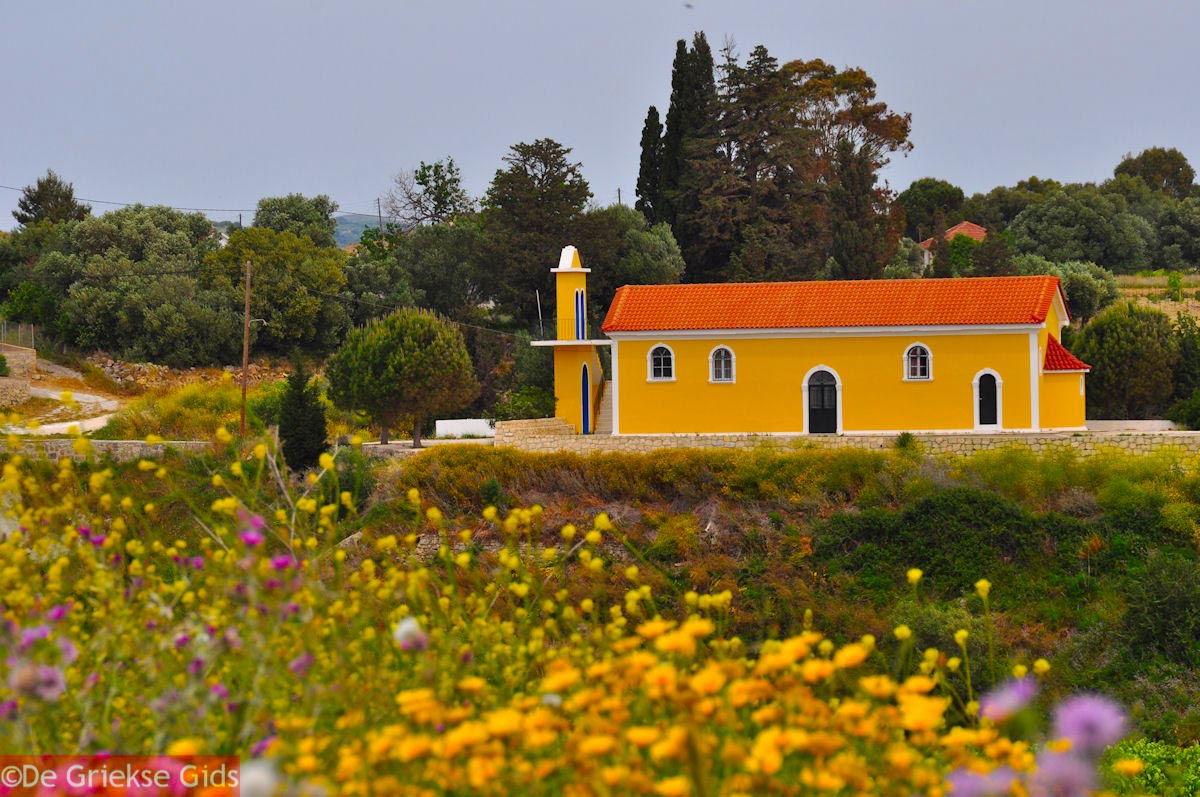 foto Bij Lixouri op het schiereiland Paliki - Kefalonia - Foto 537