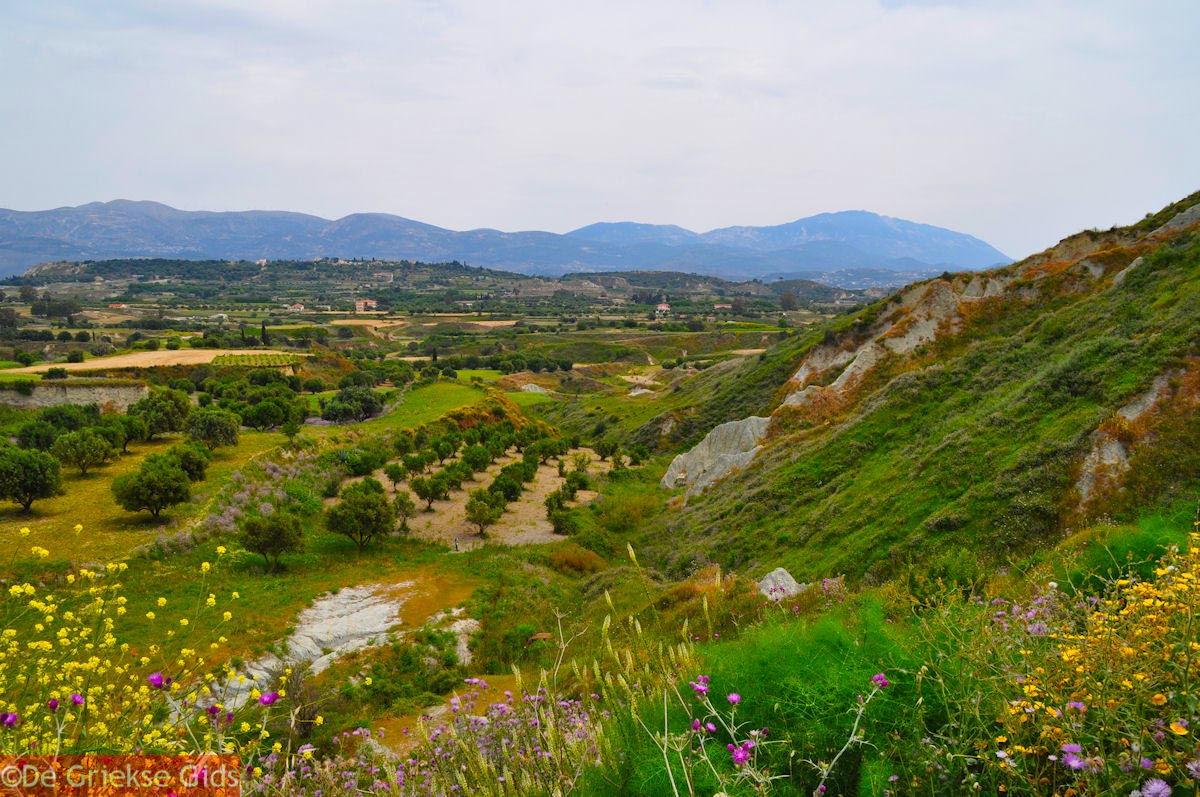 foto Bij Lixouri op het schiereiland Paliki - Kefalonia - Foto 539
