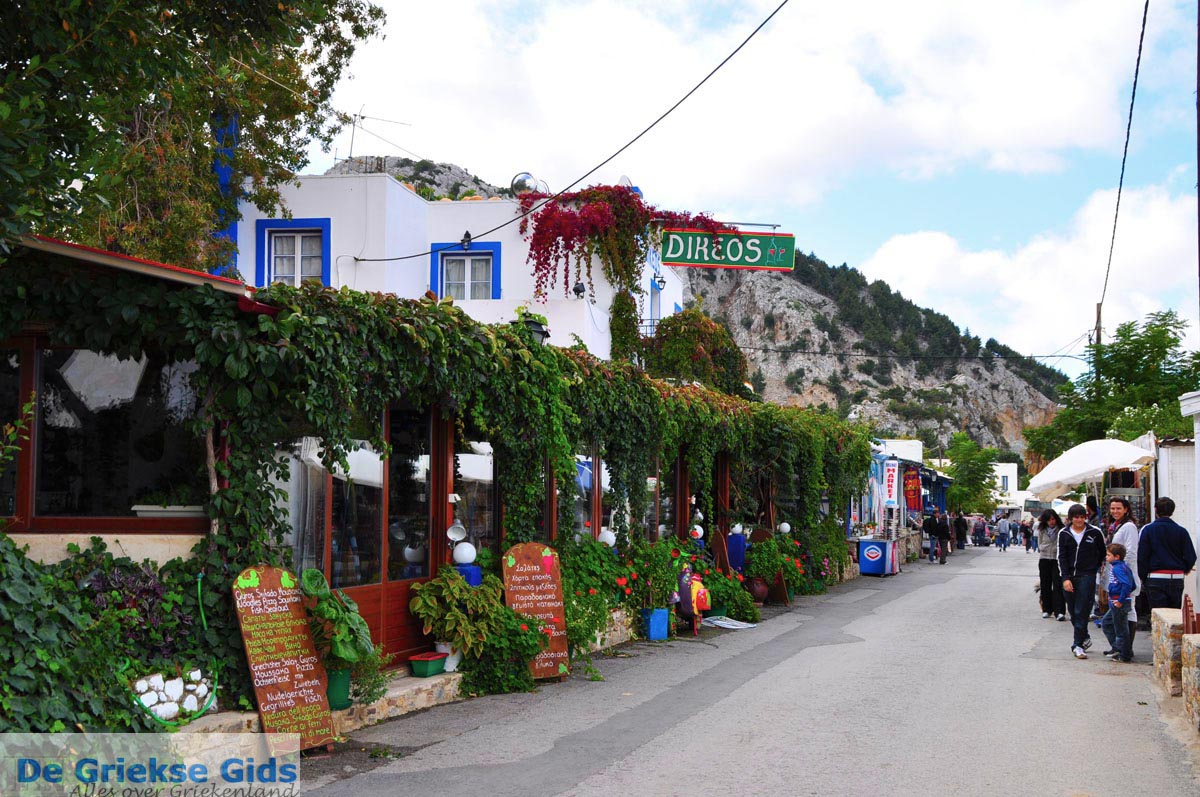foto Bergdorp Zia op KosGriekenland foto 9
