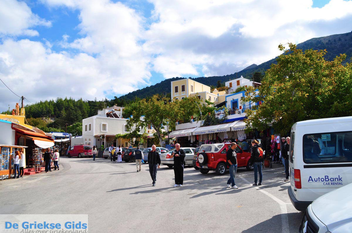 foto Bergdorp Zia op KosGriekenland foto 18