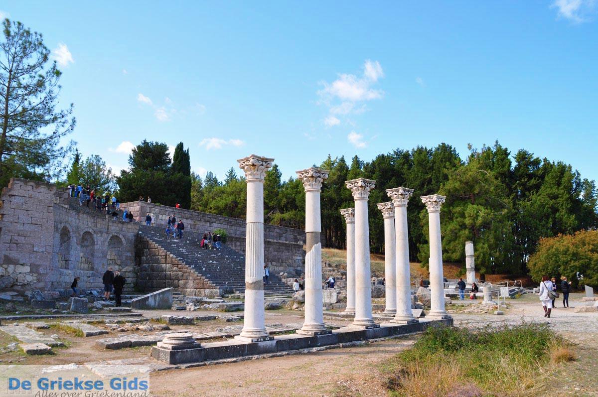 foto Het Asklepion op Kos | Eiland Kos | Griekenland foto 7