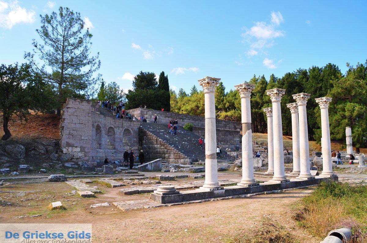 foto Het Asklepion op Kos | Eiland Kos | Griekenland foto 8