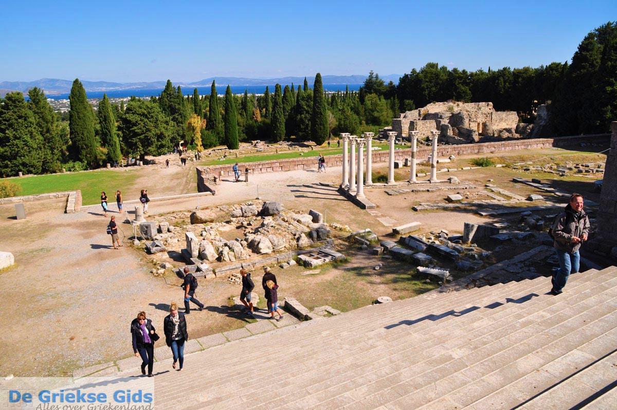 foto Het Asklepion op Kos | Eiland Kos | Griekenland foto 9