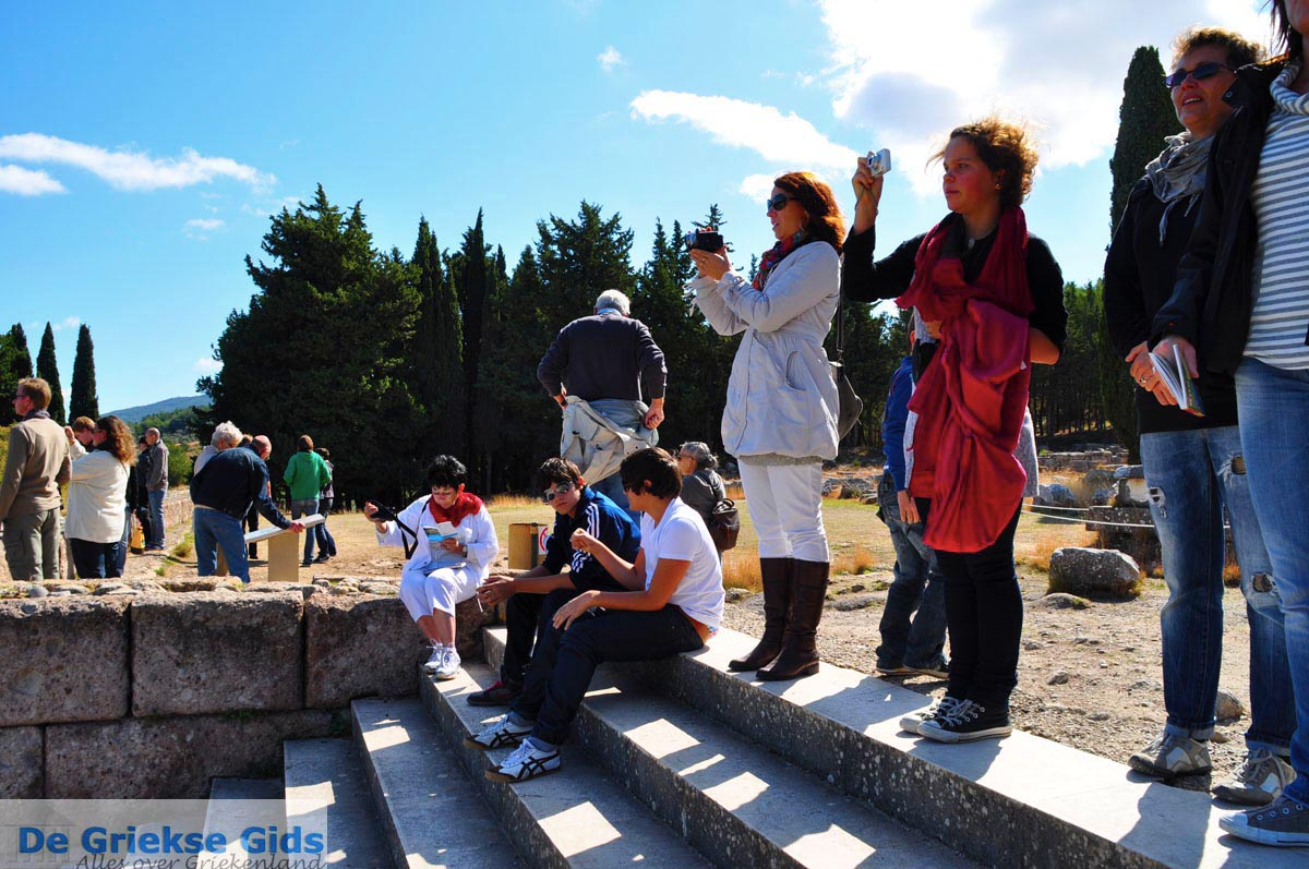 foto Het Asklepion op Kos   Eiland Kos   Griekenland foto 10