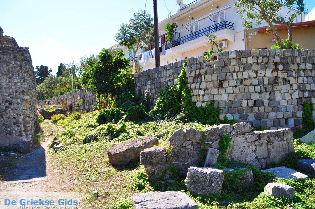 foto Archeologische ruines Kos stad | Eiland Kos | Griekenland foto 6