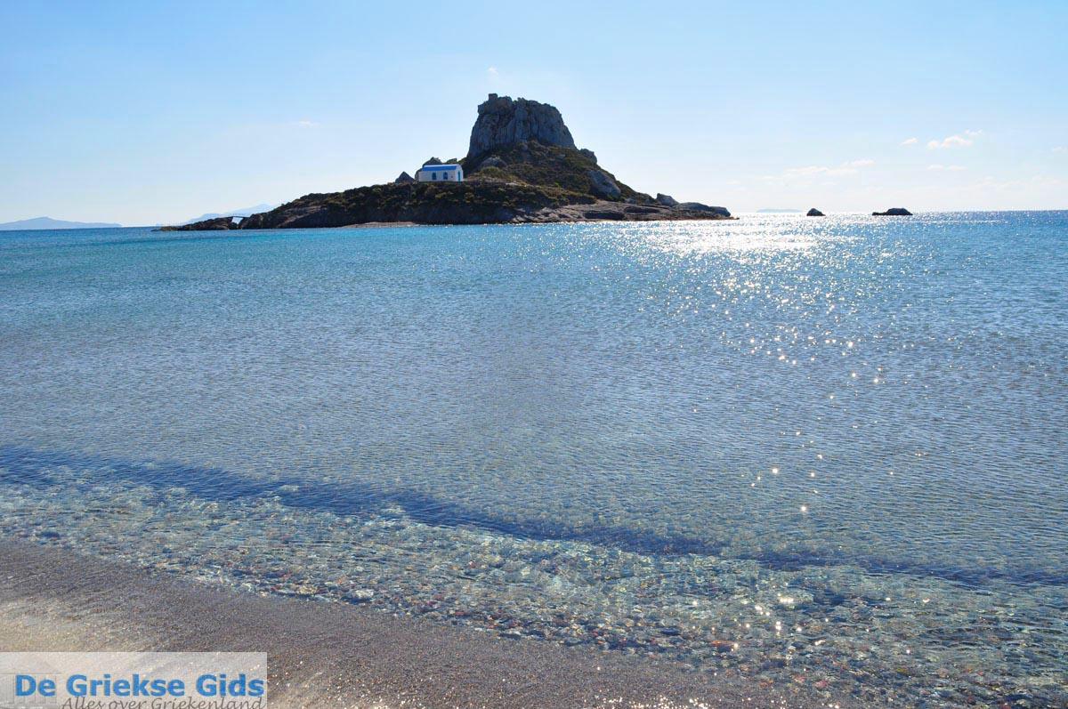 foto Eilandje baai Kefalos   Eiland Kos   Griekenland foto 1