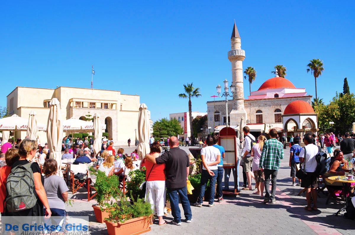 foto Kos stad (Kos-stad) | Eiland Kos | Griekenland foto 87