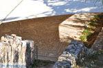 Mozaik bij het Odeion | Kos stad | Griekenland foto 1 - Foto van De Griekse Gids