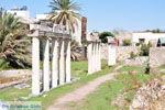 Archeologische ruines Kos stad   Eiland Kos   Griekenland foto 4 - Foto van De Griekse Gids