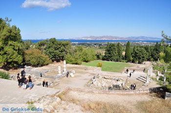 Het Asklepion op Kos | Eiland Kos | Griekenland foto 13 - Foto van De Griekse Gids
