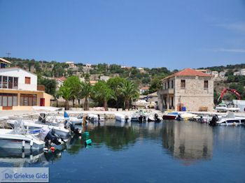 Eiland Kastos bij Lefkas - Griekenland - foto 07 - Foto van De Griekse Gids