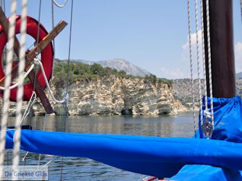 Eiland Kastos Lefkas - Griechenland - foto 24 - Foto von GriechenlandWeb.de