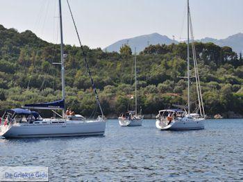 Eiland Skorpios bij Lefkas - Griekenland - foto 02 - Foto van De Griekse Gids