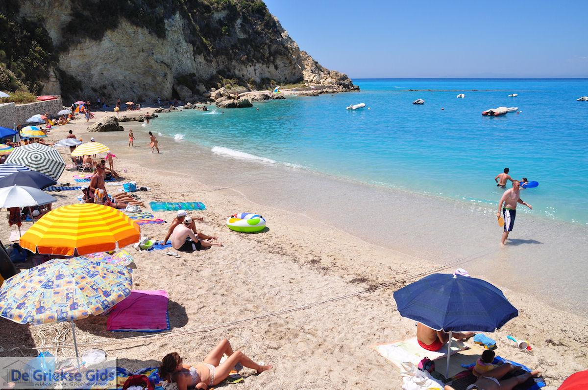 foto Schitterend strand Agios Nikitas - Lefkas (Lefkada)