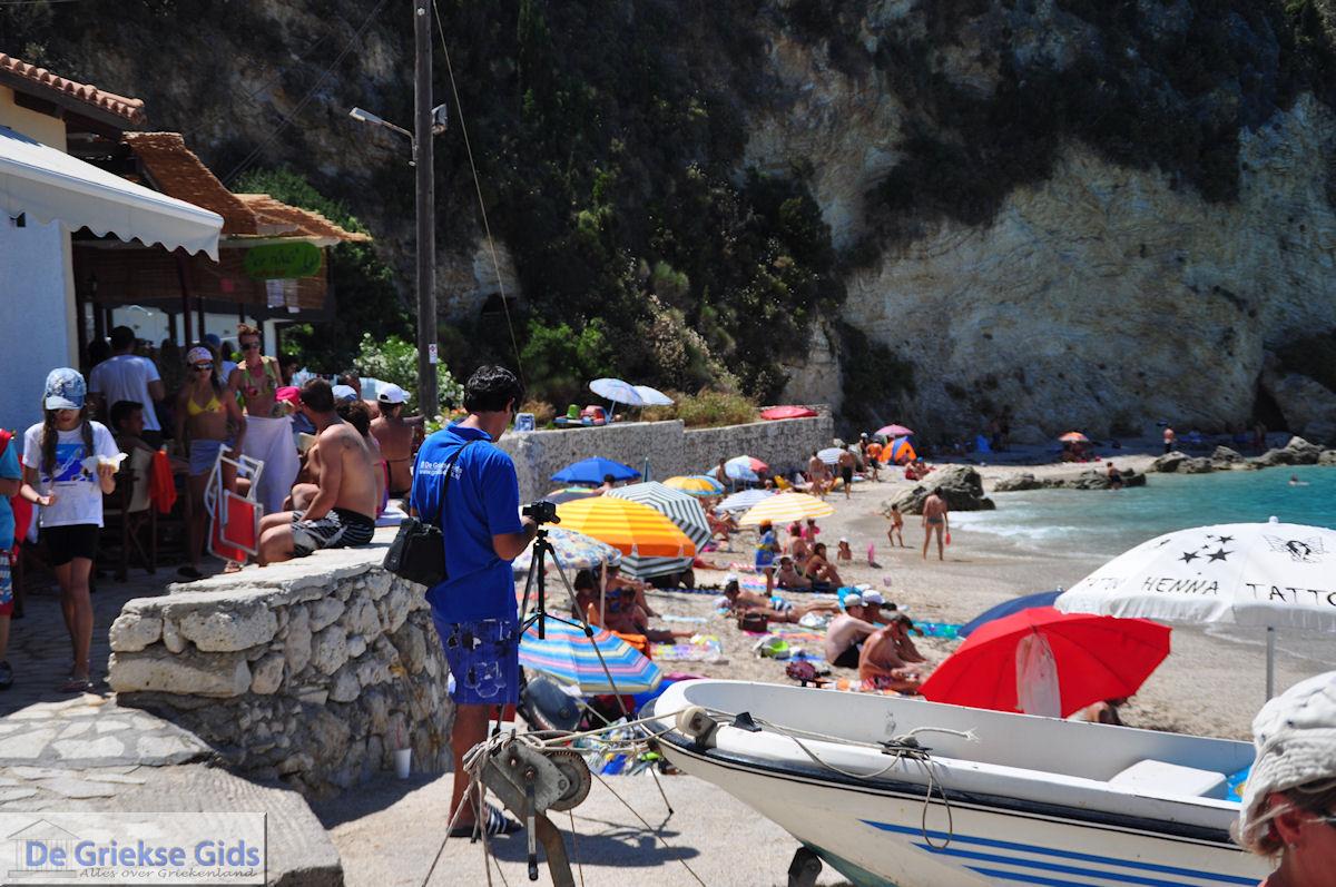 foto Klaar om te filmen in Agios Nikitas - Lefkas (Lefkada)