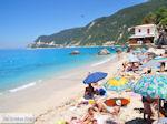 Aan het strand van Agios Nikitas - Lefkas (Lefkada) - Foto van De Griekse Gids