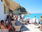 Terrasje Agios Nikitas - Lefkas (Lefkada) - Foto van De Griekse Gids