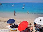 Mooie zeekleuren strand Agios Nikitas - Lefkas (Lefkada) - Foto van De Griekse Gids