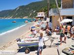 GriechenlandWeb.de Het strandje van Agios Nikitas - Lefkas (Lefkada) - Foto GriechenlandWeb.de
