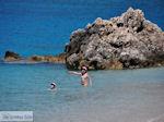 Heerlijk zwemmen in Agios Nikitas - Lefkas (Lefkada) - Foto van De Griekse Gids