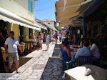 Visrestaurant in steegje Agios Nikitas foto 1 - Lefkas (Lefkada) - Foto van De Griekse Gids